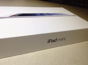 Apple iPad mini box