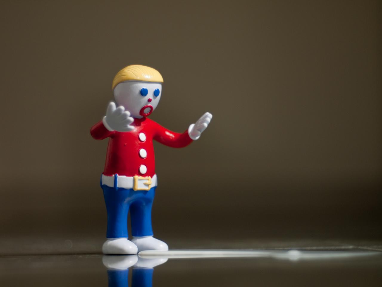 Oh no! Mr. Bill! - photo by phobus