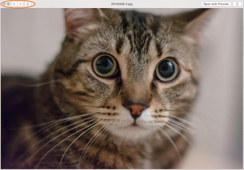 apple mac finder slideshow 1