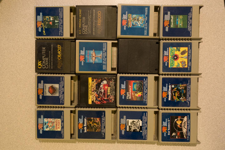 Atari-XE-Game-System-XEGS-Cartridge-Games-01304-25
