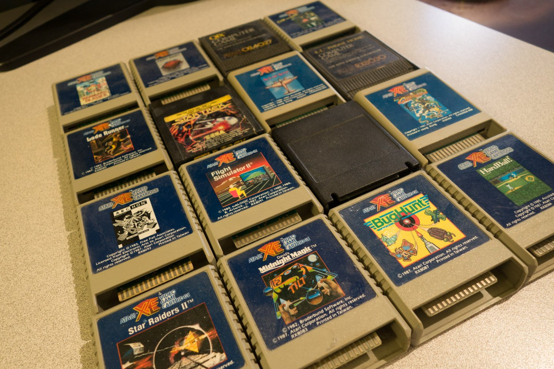 Atari-XE-Game-System-XEGS-Cartridge-Games-01305-26