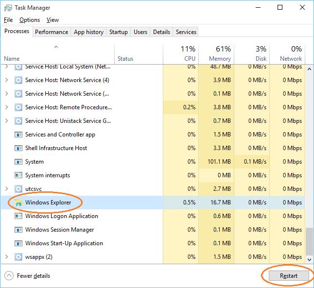 windows-10-task-manager-restart-windows-explorer