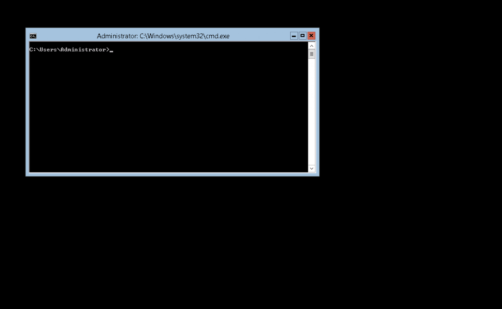 Windows 2012 r2 remote desktop is a black screen with for Windows black screen